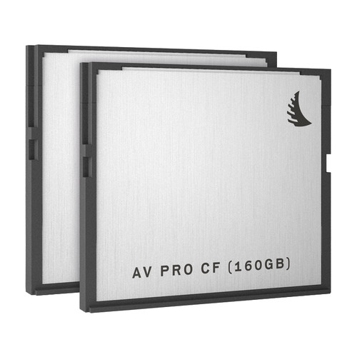 Angelbird CFast Solid State Drive (2 x 160GB)