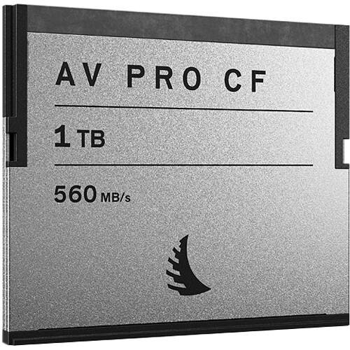 Angelbird 1TB AV Pro CF CFast 2.0 Memory Card
