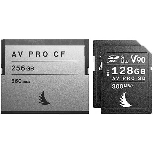 Angelbird 512GB Match Pack for the Canon EOS C200