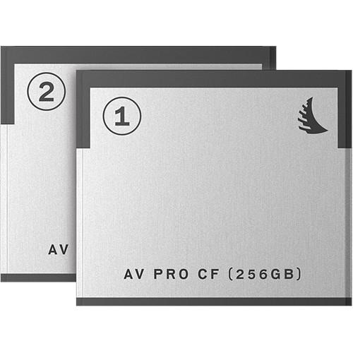 Angelbird 512GB Match Pack for the Blackmagic Design URSA Mini