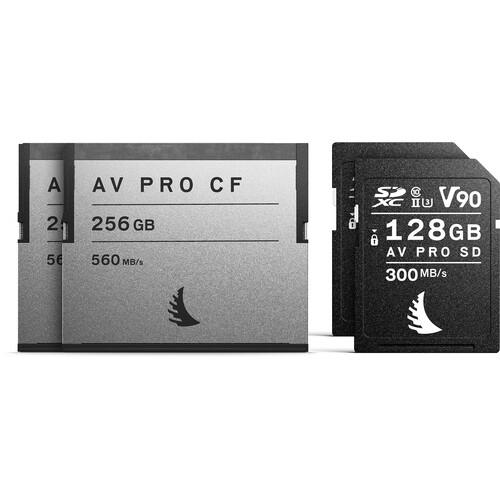 Angelbird 768GB Match Pack for the Blackmagic Design URSA Mini Pro