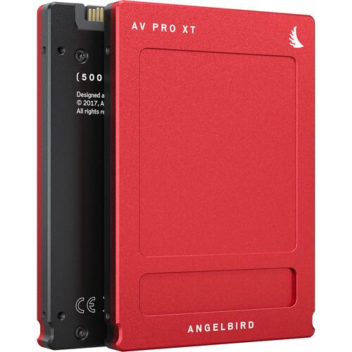 """Angelbird AVpro XT SATA III 2.5"""" Internal SSD (500GB)"""