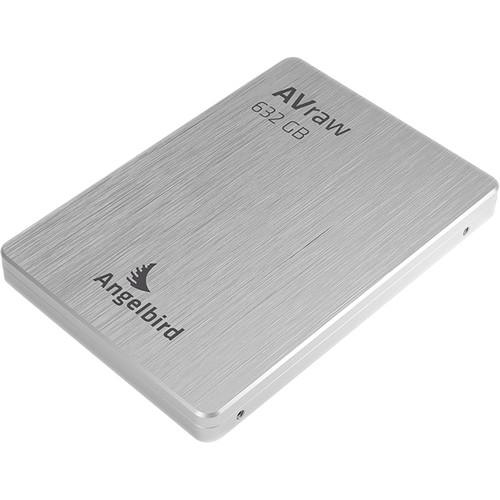 "Angelbird 632GB AVraw mkII 2.5"" Solid State Drive"