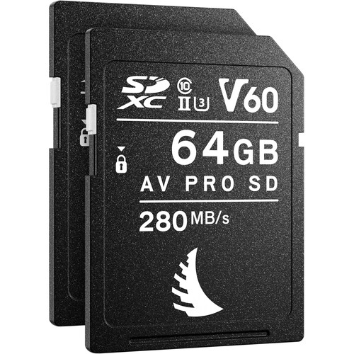 Angelbird 128GB Match Pack for the Fujifilm X-T3 (2 x 64GB)
