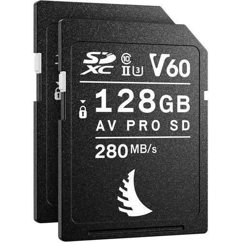 Angelbird 256GB Match Pack for the Fujifilm X-T3 (2 x 128GB)