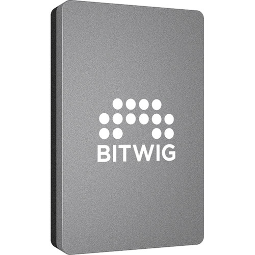 Angelbird 512GB SSD2go PKT BITWIG USB 3.1 Gen 2 Type-C External Solid State Drive (Graphite Gray)