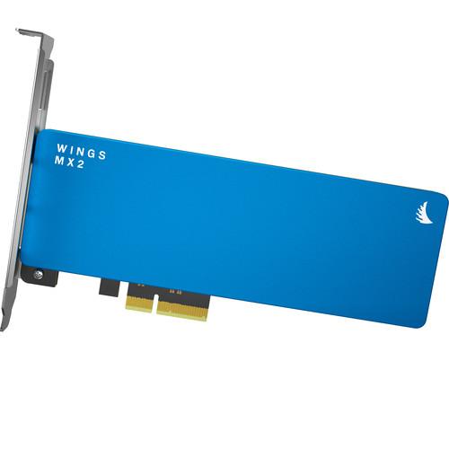 Angelbird Wings MX2 2TB PCIe x2 M.2 SSD