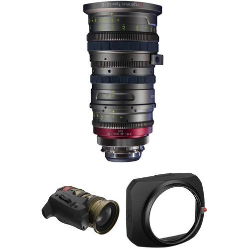 Angenieux EZ-2 15-40mm S35 Cinema Zoom with Advanced Kit 2 (PL)