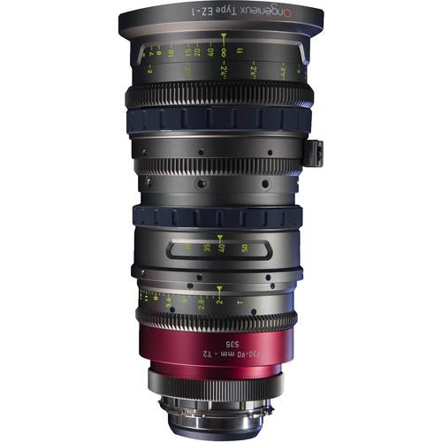 Angenieux EZ-1 30-90mm S35 Cinema Lens with PL Mount