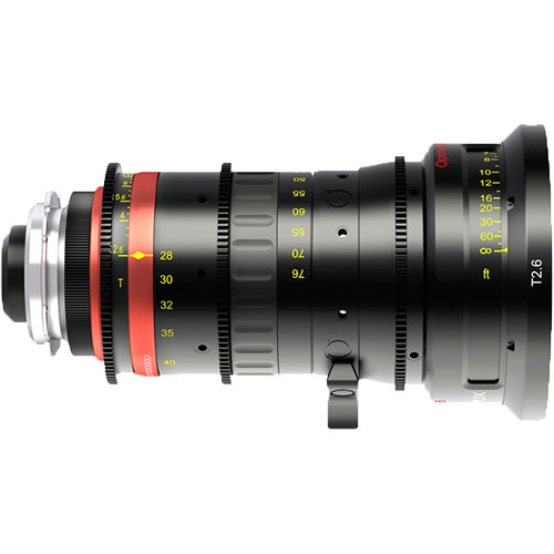 Angenieux Optimo 28-76mm Lightweight Wide-Angle Zoom Lens