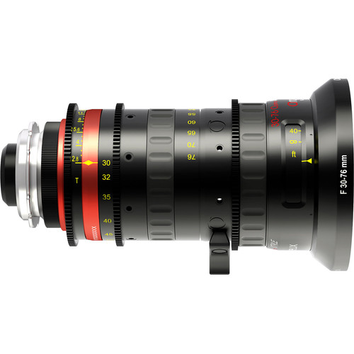 Angenieux 30-76mm Optimo Style Zoom Lens (PL Mount)