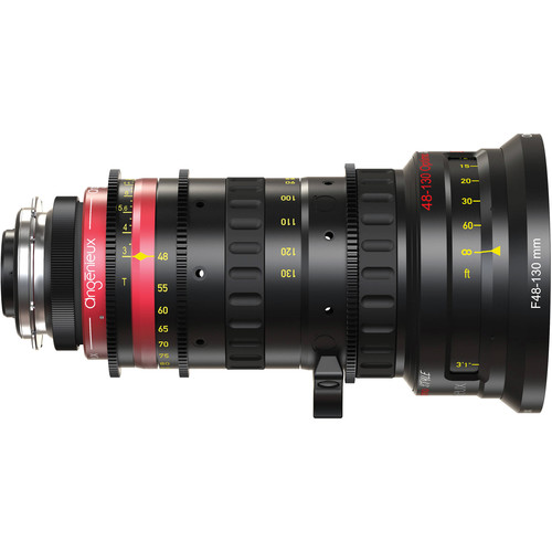 Angenieux Optimo Style 48-130mm Zoom Lens with ASU