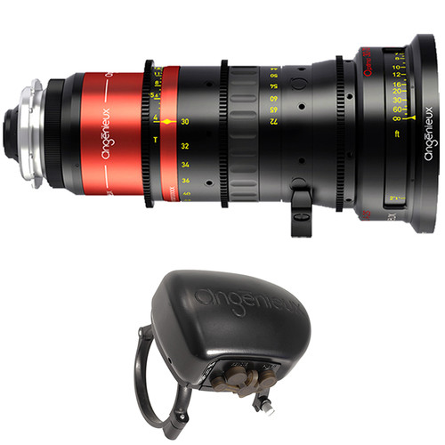 Angenieux Optimo Anamorphic 30-72mm Zoom Lens with ASU (PL, Feet)