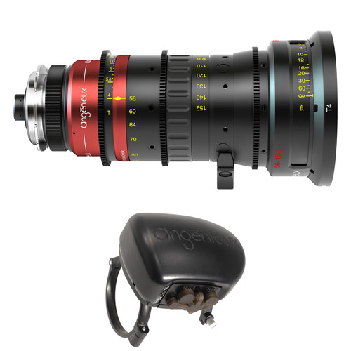 Angenieux Optimo Anamorphic 56-152mm Zoom Lens with ASU