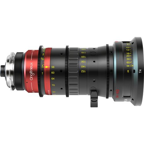Angenieux Optimo Anamorphic 56-152mm Zoom Lens (PL, Feet)