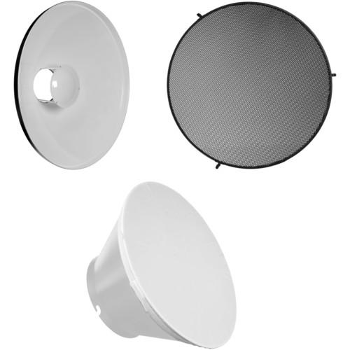 "Angler 22"" Beauty Dish Reflector Kit"