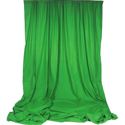 Angler Chromakey Green Background (10 x 12')