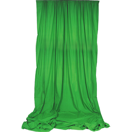 Angler Chromakey Green Background (10 x 24')