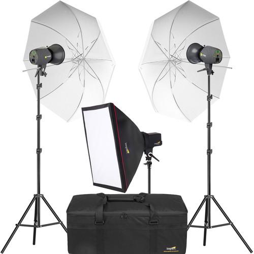 Angler 3-Monolight Portrait Backlight Kit with Bag