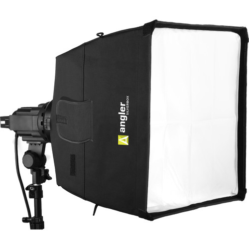 "Angler Silverbox Quartz Softbox (16x22"")"
