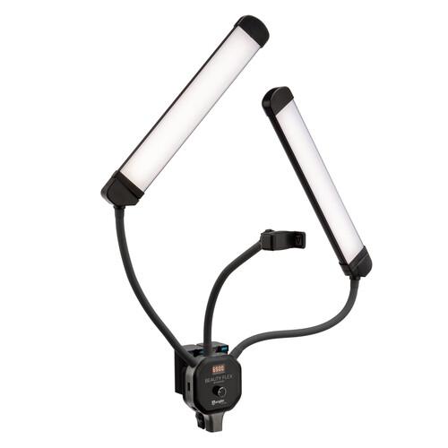 "Angler Beauty Flex Twin Stick 11"" Bi Color LED (White)"