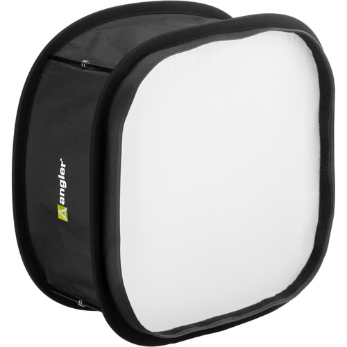 """Angler Collapsible Softbox for 12x12"""" LED Light Panels"""