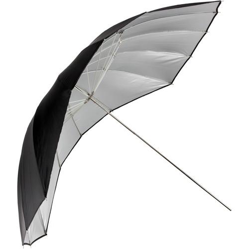 "Angler ParaSail Parabolic Umbrella (White with Removable Black/Silver, 60"")"