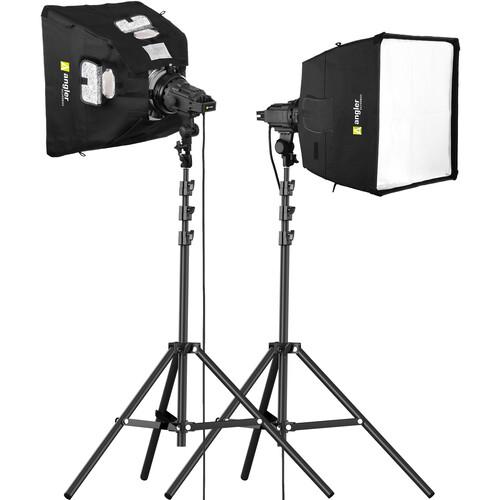 Angler Shadow Focus Spot 2-Light Kit