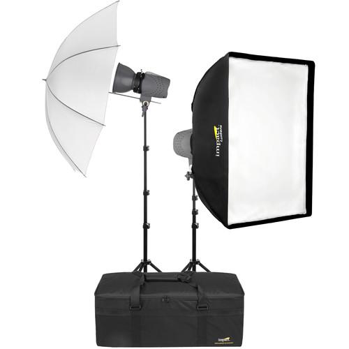 Angler Two 300Ws Monolight Studio Kit
