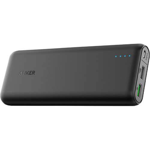 ANKER PowerCore 20,000mAh 2-Port Portable Power Pack