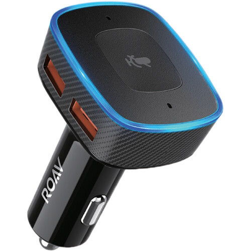 ANKER Roav Viva Alexa-Enabled Car Charger with Universal Magnetic Mount