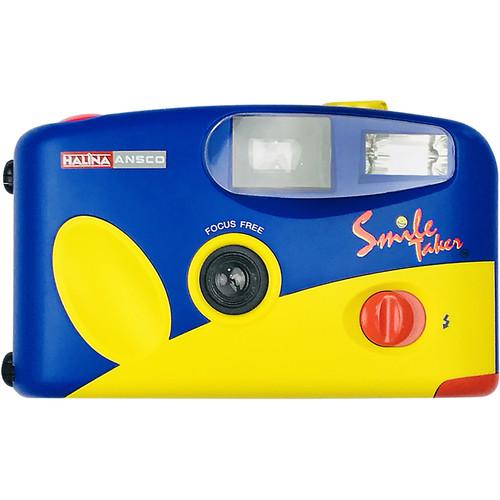 Ansco Smile Taker 35mm Film Camera
