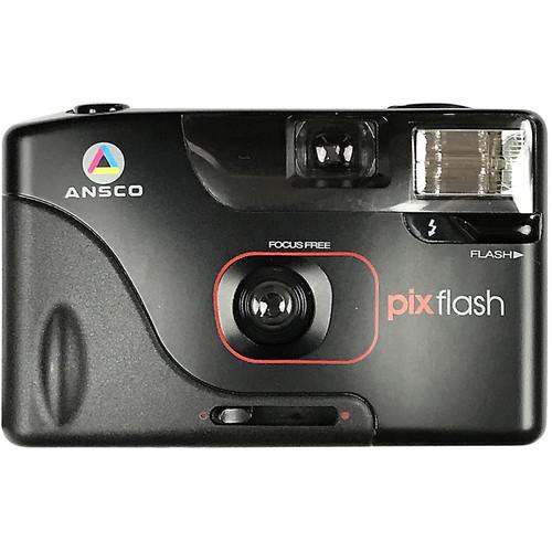 Ansco Pix Vision 35mm Film Camera