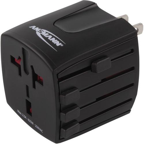 Ansmann Travel Plug All-in-One 2