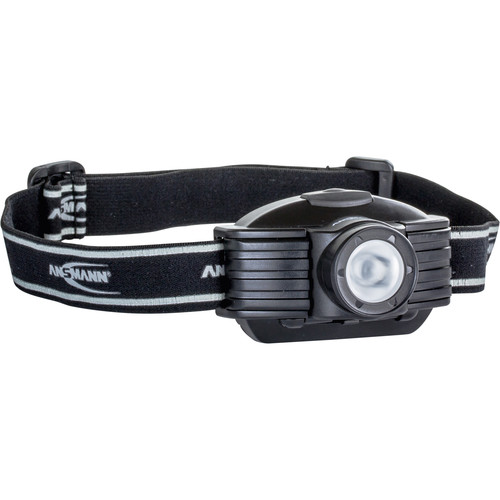 Ansmann Headlight Future (Black)