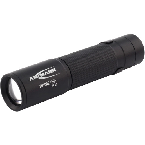 Ansmann T50F LED Flashlight (Clamshell Packaging)