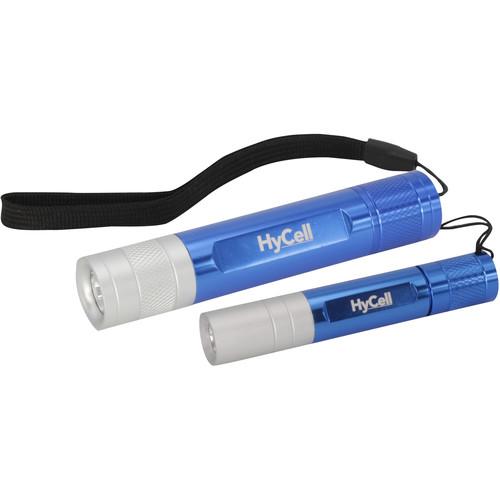 Ansmann Duo LED Light Torch Keychain Flashlight Set