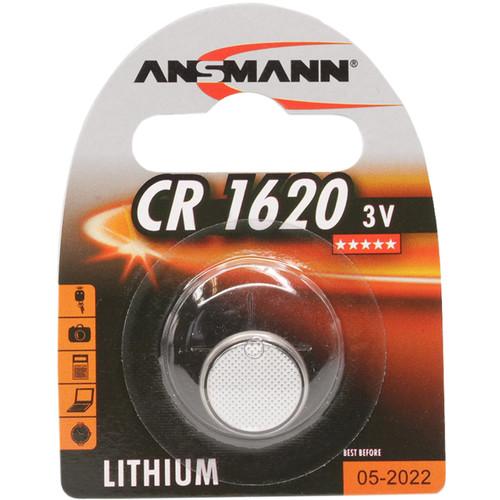 Ansmann CR1620 3V Lithium Battery