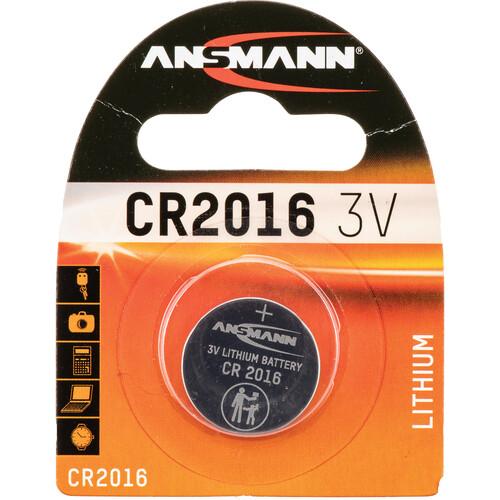 Ansmann CR2016 3V Lithium Battery