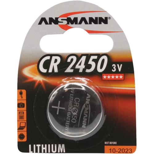 Ansmann CR2450 3V Lithium Battery