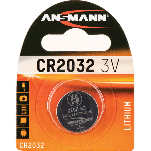 Ansmann CR2032 3V Lithium Battery