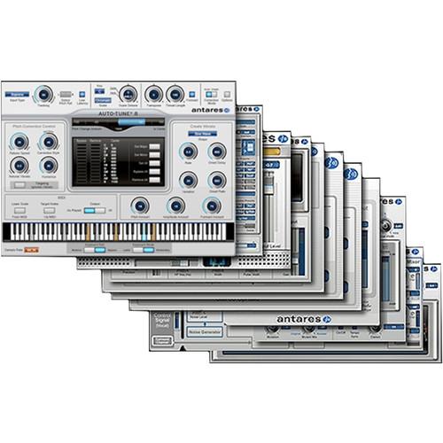 Antares Audio Technologies Auto-Tune Vocal Studio Software