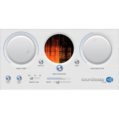 Antares Audio Technologies Soundsoap Solo 5 - Soundsoap Essentials In A Desktop App