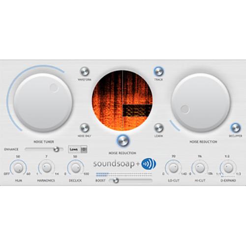 Antares Audio Technologies Soundsoap +5 - Maximum Cleaning Power