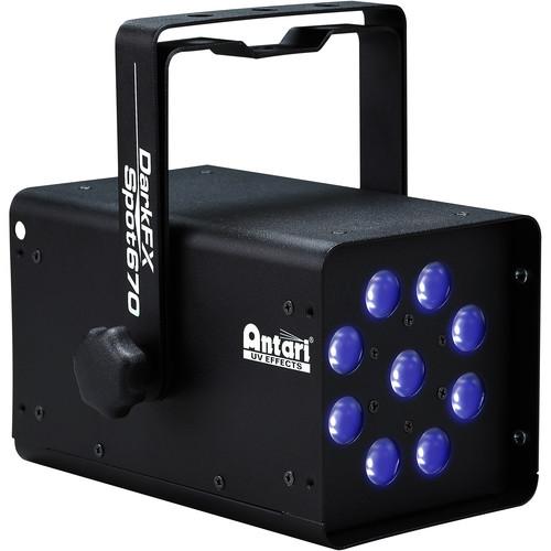 Antari DarkFX Spot 670 High-Output Low-Power UV LED Spot
