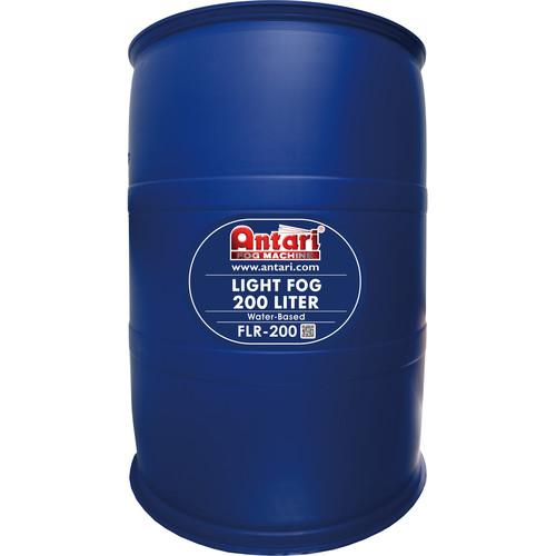 Antari 200 Liter Drum Of Antari Fast Dissipating Fog Fluid