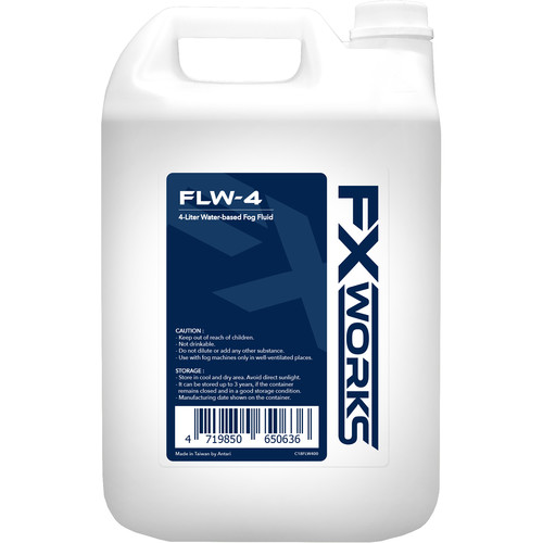 Antari FXW-Fluid for FX Works Fog Machines (4L)