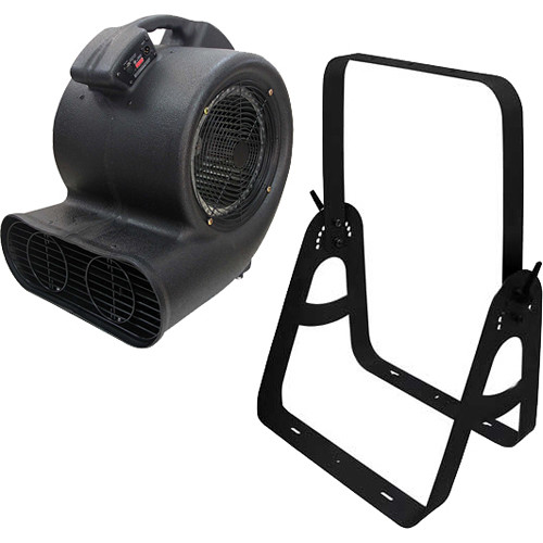 Antari Fog Machine AF-5H Special Effects Fan with Hanging Bracket