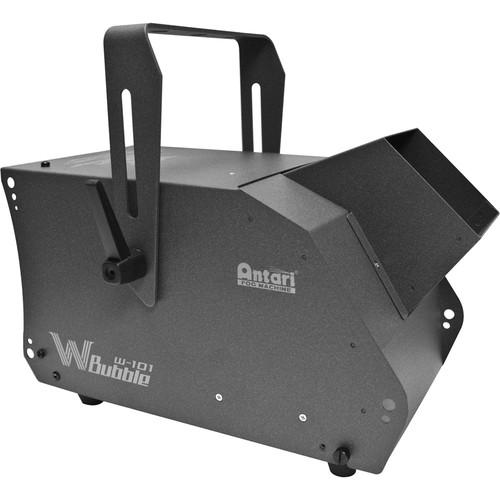 Antari Fog Machine W-101 Bubble Machine with Wireless Control System