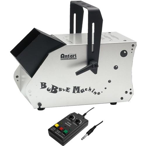 Antari B-100XT Bubble Machine with BCT-1 Timer Remote